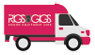 Rigs & Gigs delivery van