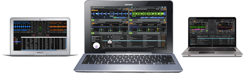 Laptop sound hire