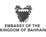 Embassy of the Kingdom of Bahrain logo